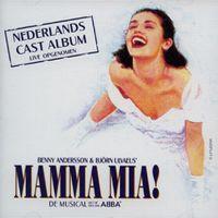 Cover Musical - Mamma Mia! [Nederlands Cast Album]